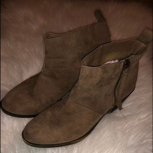 FOREVER21 Cute brown boots